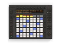 Ableton Push with Ableton Live 9 intro