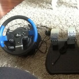 Logitech G29 with Shifter and Pro Stand   in Brighton, East Sussex