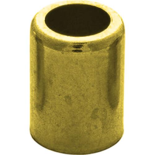Brass Hose Ferrule 10 Pack for Air Hose & Water Hose #7326