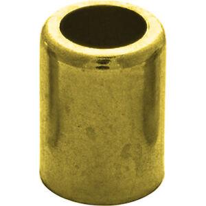 Brass Hose Ferrule 10 Pack for Air Hose & Water Hose #7333