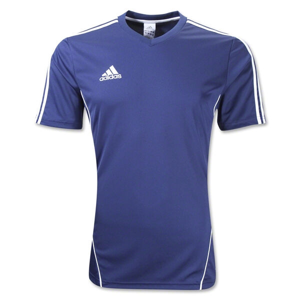 adidas Youth Estro 12 Training Jerseys Navy/White X40649