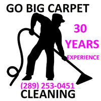 $79 3 ROOMS OF CARPET OR A SOFA STEAM CLEANED CALL NOW