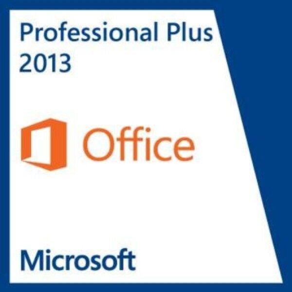 Key for Microsoft MS Office Professional Plus 2013 32 / 64bit German Deutsch