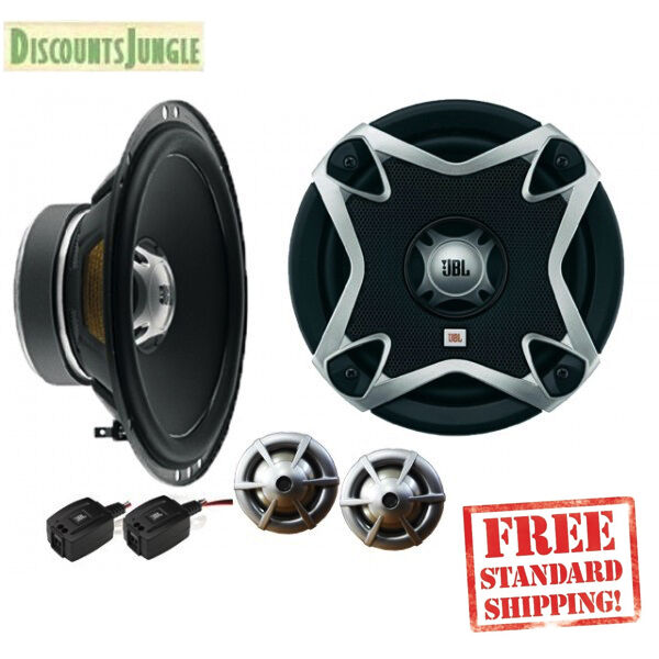 JBL GTO609C 6-1/2 Two-Way Component Speaker System - Pair