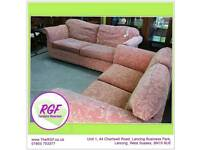 SALE NOW ON!! - 2 & 3 Seater Sofa Suite - (can split) Can Deliver For £19