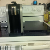 Starbucks Verismo 580 Brewer Silver