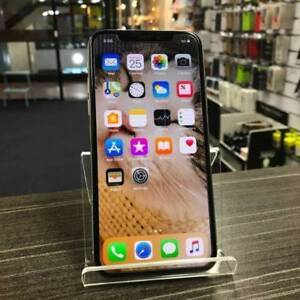 MINT CONDITION IPHONE X 256GB SLIVER WARRANTY AU MODEL UNLOCKED Merrimac Gold Coast City Preview