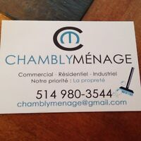 Chambly ménage