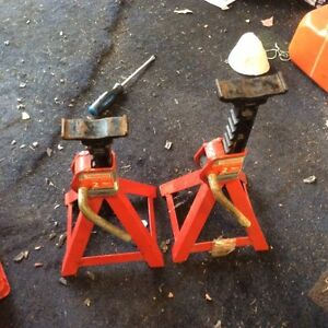 2 ton jack stands never used