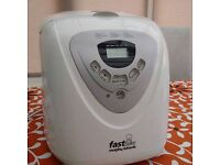Breadmaker Morphy Richards, Fast Bake.