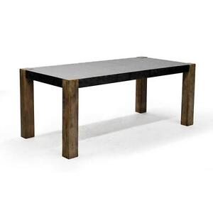 Dining Table in Grey - Melville
