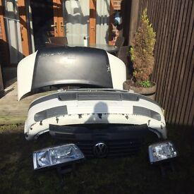 Transporter front end t5 £100.00