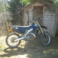 CR250 for sale or trade