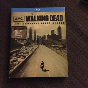 Walking Dead Series 1-5