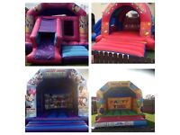 Tcf bouncy castle hire