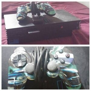 PS2 & controller Moggill Brisbane North West Preview