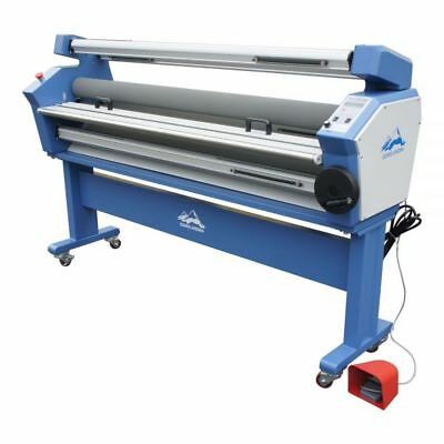 Us 55 Full-auto Low Temp Wide Format Cold Laminator With Heat Assisted