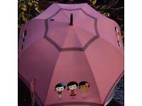 Moschino olive girl unbrella