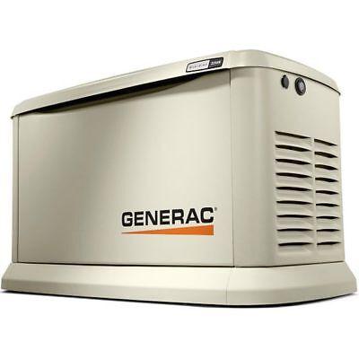 Generac Guardian 22kw Aluminum Home Standby Generator W Wi-fi