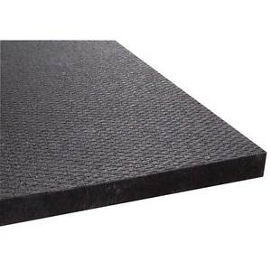 "3/4"" Rubber Mats for home gym"