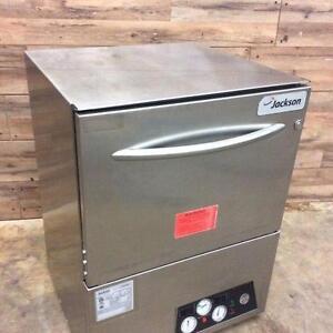 Jackson high temperature under-counter dishwasher ( Mint condition )