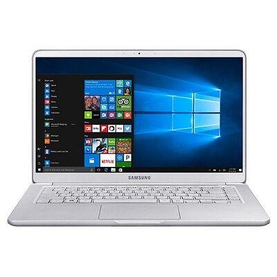 "Samsung NP900X5N-X01US 15"" Notebook 9 7th Gen Intel i7, 16GB RAM Laptop"