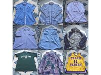 Vintage and branded clothing