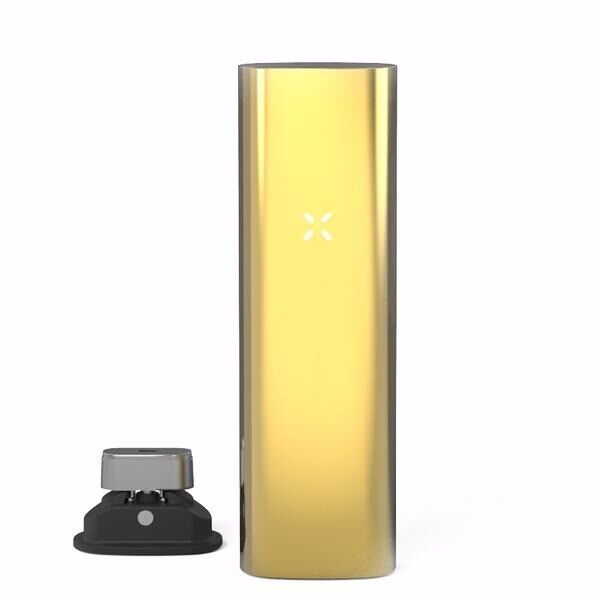 Pax 3 Portable Handheld Compact Premium Extract Vaporizer In Gold RRP £220 (Used)