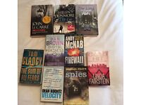 66 books for sale (Job lot) or individual