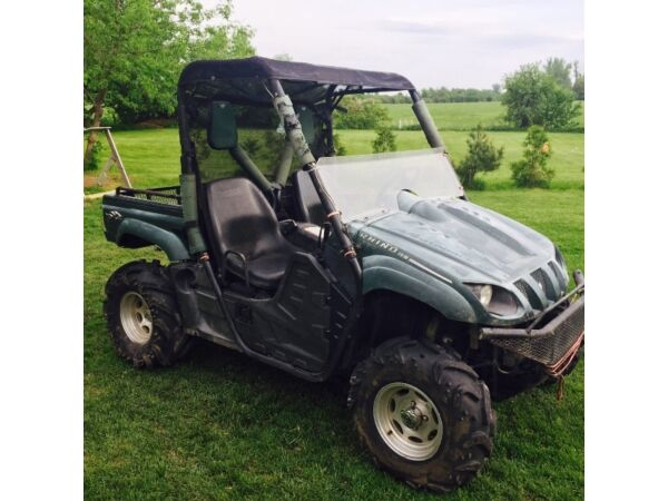 660cc for sale canada for 2004 yamaha grizzly 660 value