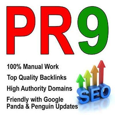 55 PR9 Safe High Authority Backlinks 2017 for Ranking Up Your Site, Manually