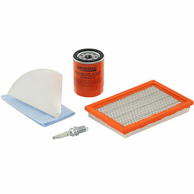 Generac Guardian Maintenance Kit For 8kw 9kw Home Standby Generator 410cc ...
