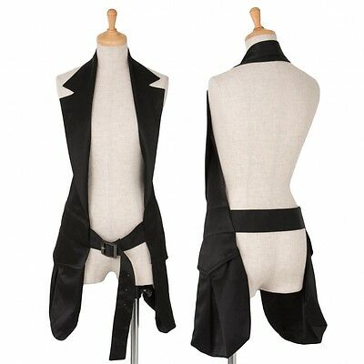 LIMIfeu Long design Vest Size S(K-38183)