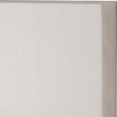 Made In Usa 12 X 12 X 1-34 Inch Acetal Plastic Sheet Natural