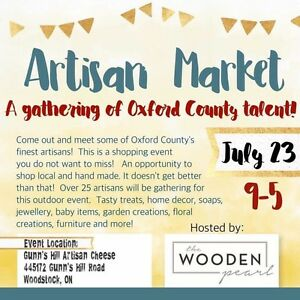 The Wooden Pearl Artisan Market