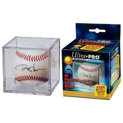 (36) ULTRA PRO Baseball Cubes Display Case Cube UV Protection WHOLESALE LOT