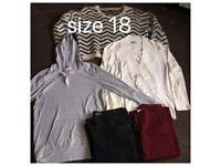 Size 18 clothes bundle