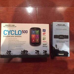 Brand new - Magellan Cyclo 500 + BT heart rate strap RRP $460! Adelaide CBD Adelaide City Preview