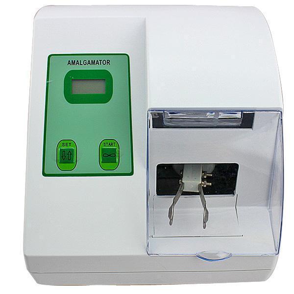 High Speed Dental Amalgamator Amalgam Digital Capsule Mixer Blender 4200RPM SALE