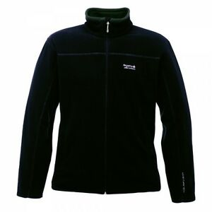 MENS REGATTA FULL ZIP ANTI-PILL FLEECE JACKET SIZES M - XXXL farvw