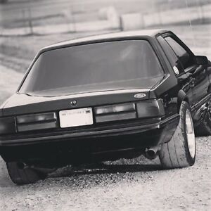 Looking for 88-93 mustang lx Notchback
