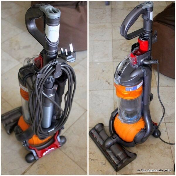 dyson dc24 x2 with lots of 3xtras , brushes etc