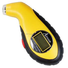lcd car tyre pressur gauge digital