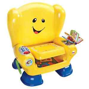 Super chaise musical fisher price