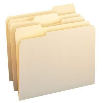 Cutless Folders 13 Cut Ltr 11-58x9-12 100bx Mla