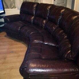 5 Seater Lazy Boy Recliner & 2 seater recliner
