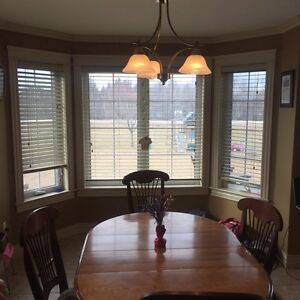 Blinds for sale. Faux wood