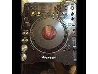 Pioneer cdj1000 and cdj800 mk2 dj CD player kit - full working order