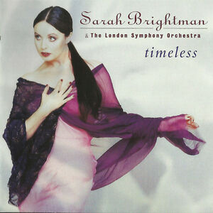 Sarah Brightman - Timeless (Time To Say Goodbye) - UK CD album 1997