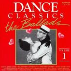 cd - Various - Dance Classics The Ballads Volume 1